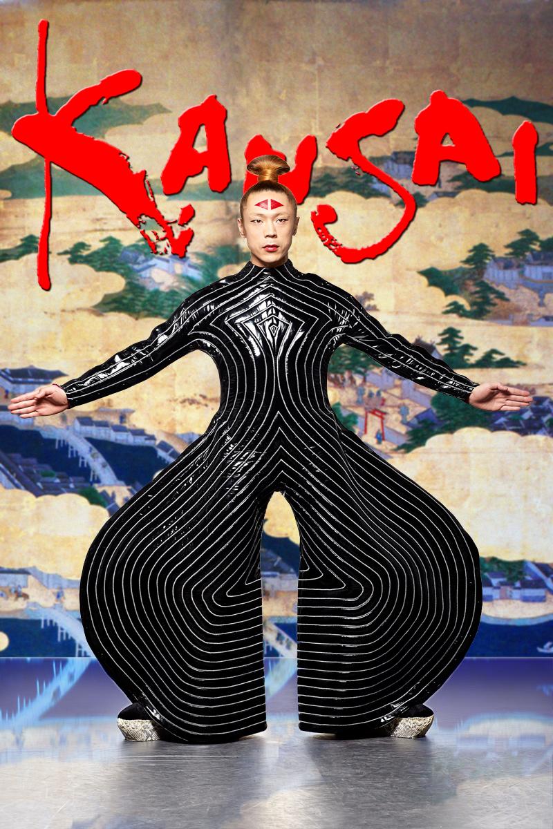 Kansai Yamamoto Fashion In Motion: Kansai Yamamoto Behind The Scenes At Hello Tokyo