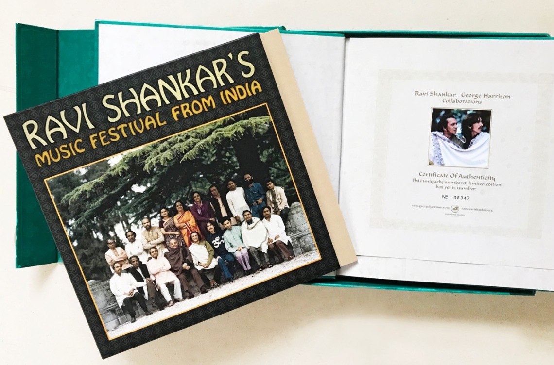 Shankar Box set,